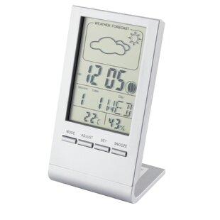 Desktop Weather Station Alarm Clock Image