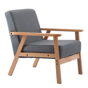Iowa Armchair by Corrigan Studio