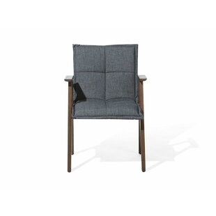 Monty Upholstered Dining Chair by Union Rustic
