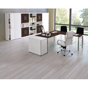 Haith L-Shape Desk By Mercury Row