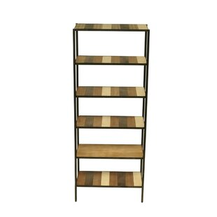 Scarlett Etagere Bookcase by Foundry Select 2019 Sale