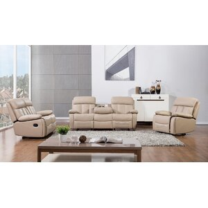 Dunbar 3 Piece Living Room Set