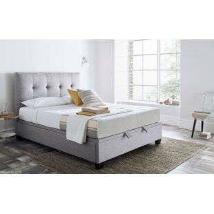 Emilia Upholstered Ottoman Bed By Rosalind Wheeler