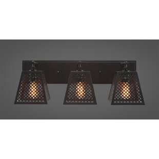 Coupon Giusto 3-Light Vanity Light By 17 Stories