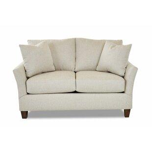 Izabella Loveseat by Wayfair Custom Upholstery™