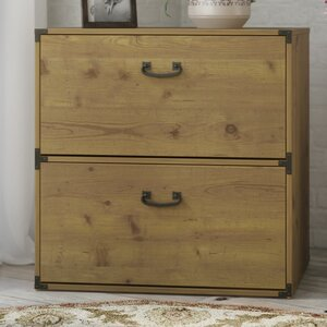 Ironworks 2-Drawer Lateral File