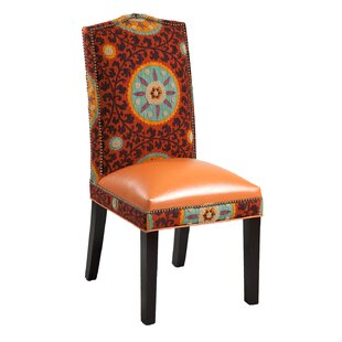 Gabrielle Cotton Parsons Chair (Set of 2) Loni M Designs