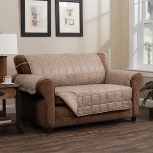 Reviews Box Cushion Sofa Slipcover by Winston Porter Reviews (2019) & Buyer's Guide