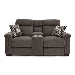 Reclining Home Theater Loveseat