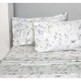 Wrought Studio Swafford 400 Thread Count 100% Cotton Sheet Set