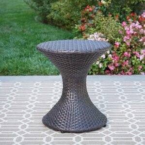 Allman Outdoor End Table by Winston Porter