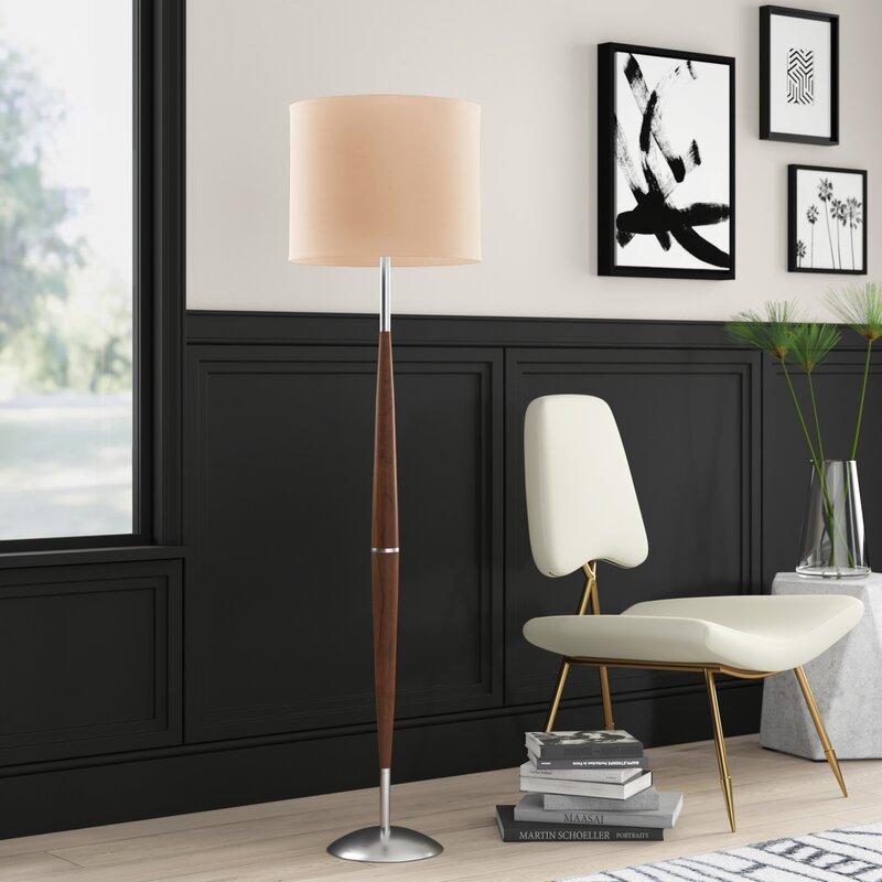 Uresti 61 Traditional Floor Lamp
