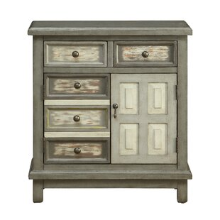 Summerhill 2 Drawer 2 Door Cabinet by August Grove
