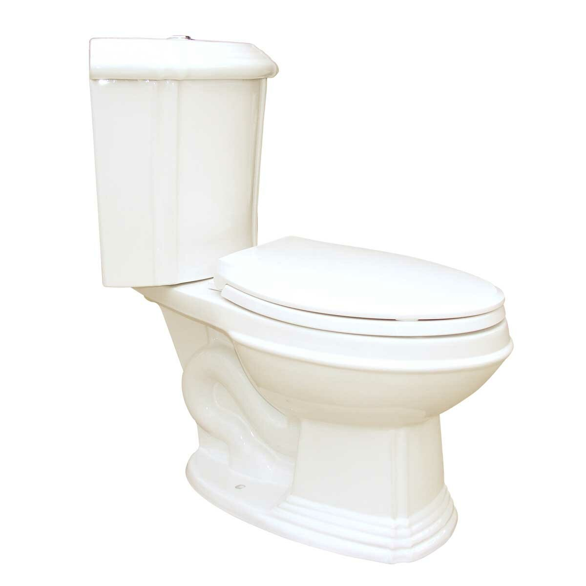 Marvelous China Dual Flush Elongated Two Piece Toilet Seat Included Beatyapartments Chair Design Images Beatyapartmentscom