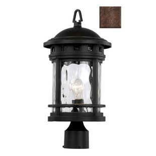 Loon Peak Ashberry 1-Light Lantern Head