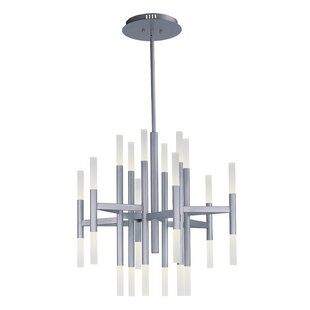 Corrigan Studio Ballylinny 24-Light Chandelier