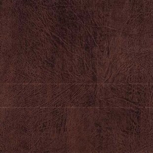 Alcide Bark Futon Ottoman Cover (Machine Washable) by Loon Peak