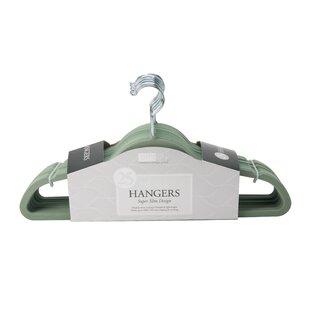 Purchase Slim Velvet Hanging Organizer (Set of 25) By Simplify