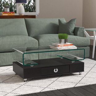 Best Price Griffith Top Coffee Table by Orren Ellis Reviews (2019) & Buyer's Guide