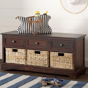 Ardina Wood Storage Bench