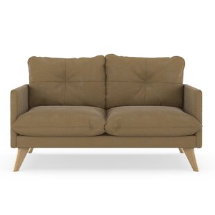 Strange Covedale Micro Suede Loveseat Andrewgaddart Wooden Chair Designs For Living Room Andrewgaddartcom