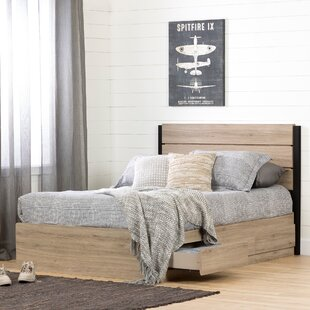 Low priced Induzy Full Mate's & Captain's Bed with Drawers by South Shore Reviews (2019) & Buyer's Guide