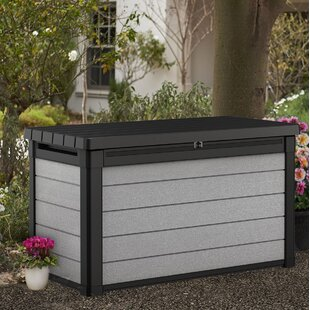 Keter Denali 100 Gallon Resin Deck Box