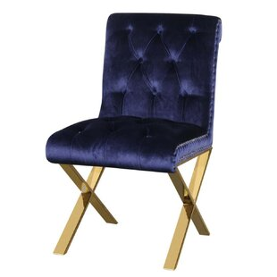 Cordeiro Upholstered Dining Chair (Set of..