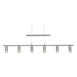 Adesso Eos 6-Light Kitchen Island Pendant
