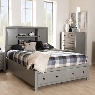 Alyse Storage Platform Bed by Darby Home Co