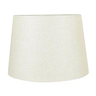 French 12 Acrylic Drum Lamp Shade