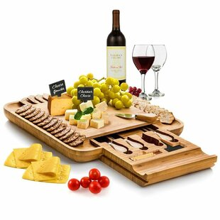 Bamboo Cheese Board And Platter