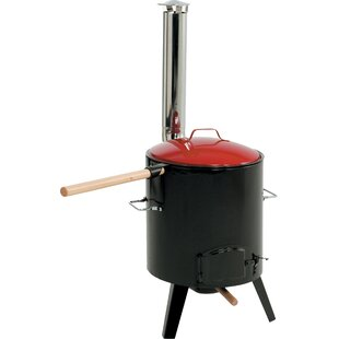 34.5cm Grillchef Charcoal Barbecue By Landmann