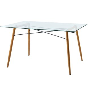Minimalista Glass Dining Table
