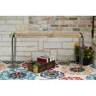 Thomasina Console Table by Union Rustic