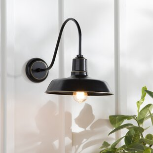 Chenier 1-Light Outdoor Barn Light