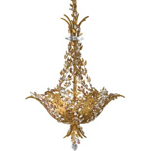 Schonbek Amytis 3-Light Empire Chandelier