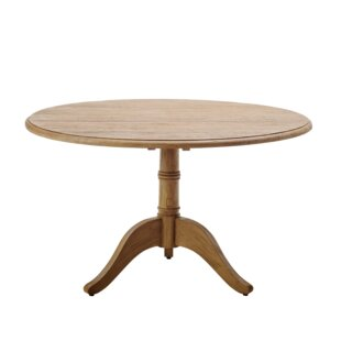 Darby Home Co Konnor Solid Wood Dining Ta..