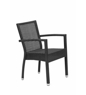Lucerne Stacking Patio Dining Chair
