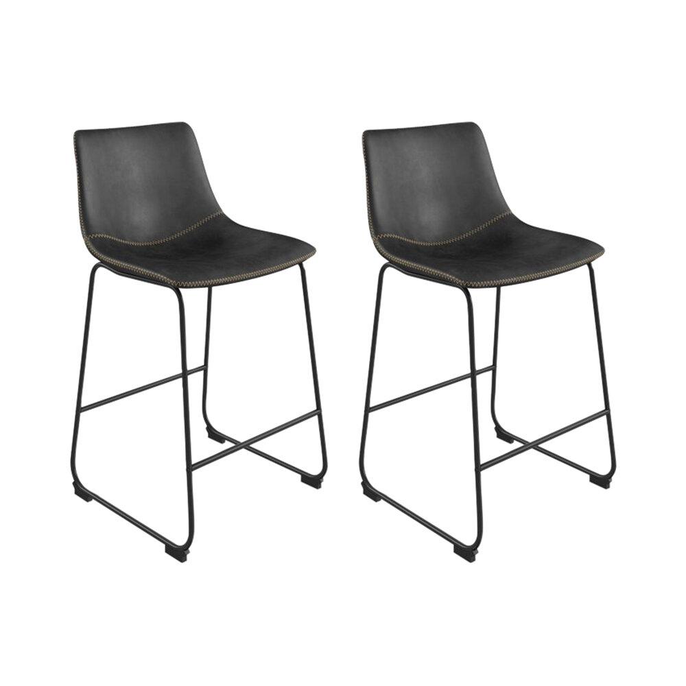 Pleasant Luke Bar Counter Stool Uwap Interior Chair Design Uwaporg