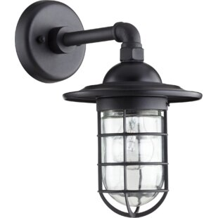Williston Forge Ballance Outdoor Sconce