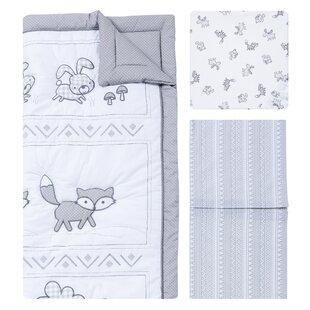Compare Urrutia 3 Piece Crib Bedding Set ByHarriet Bee