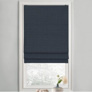 Sellner Blackout Cordless Roman Shades by George Oliver