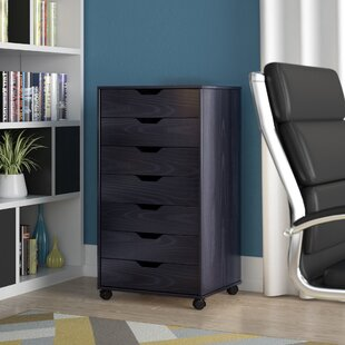 Riley 7 Vertical Filing Cabinet by Zipcode Design Great Reviews
