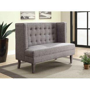 Gracie Oaks Montana Upholstered Bench