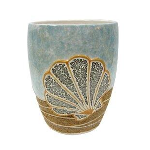 Croscill Home Fashions Mosaic Shell Stone..