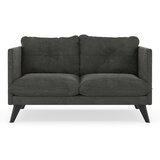 Crewe 55.4 Square Arm Loveseat by Foundry Select