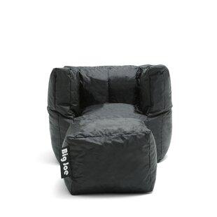 Big Joe 2 Piece SmartMax Cube Bean Bag Set ByComfort Research