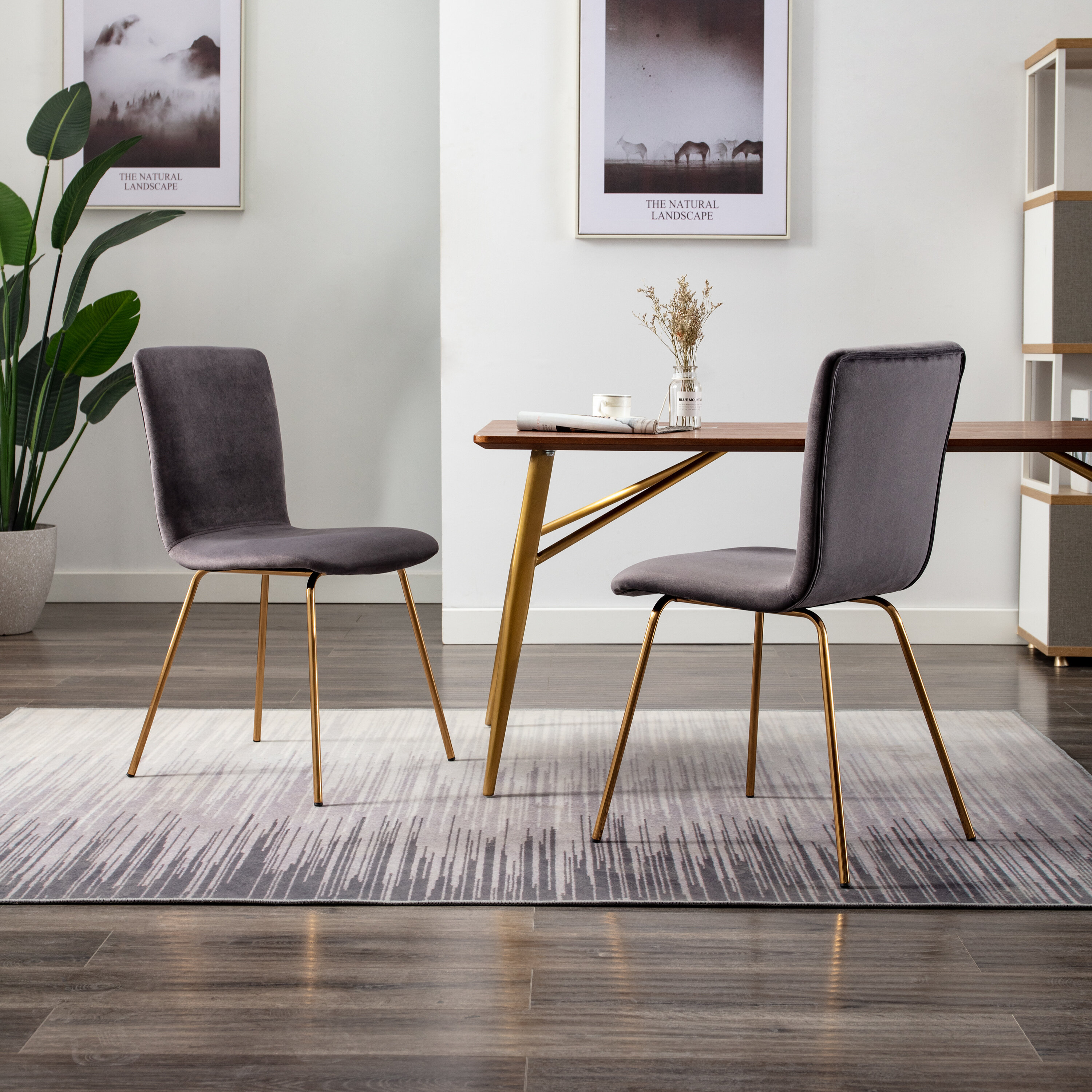 Travers Upholstered Dining Chair