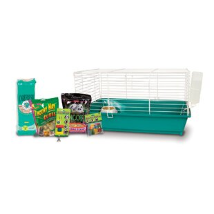 Home Sweet Home Rabbit Cage Starter Kit